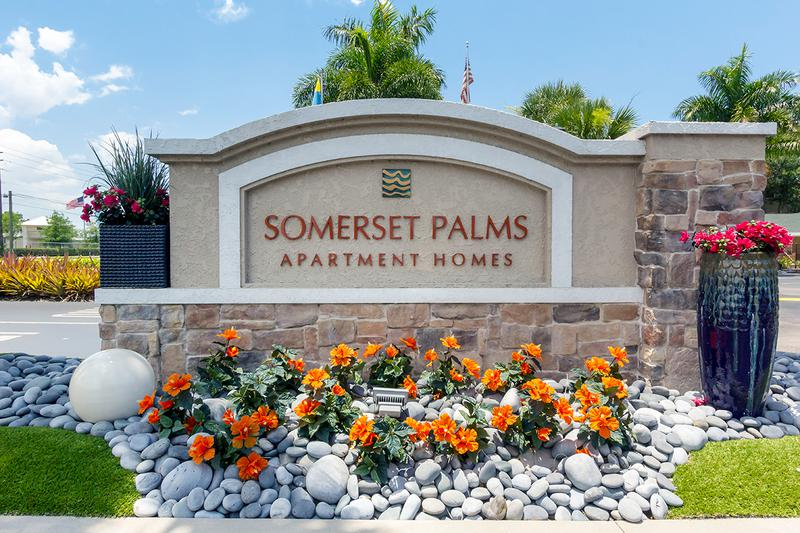 Welcome Home | Welcome home to Somerset Palms Apartments near Coconut Point.