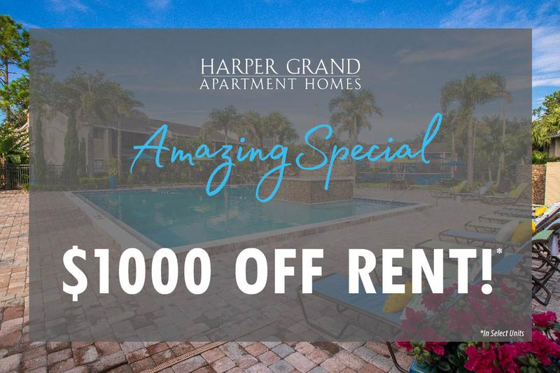 Take Advantage of this Great Special | College Students Receive Waived App and Admin & $1,000 OFF RENT