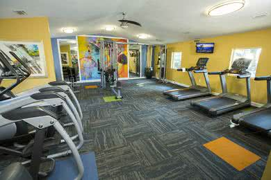 Fitness Center | Get fit in our community fitness center.