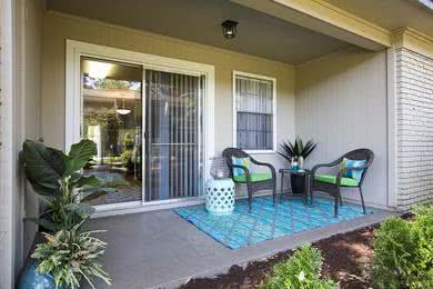 Private Patio | Enjoy the outdoors from the privacy of your very own patio or balcony.