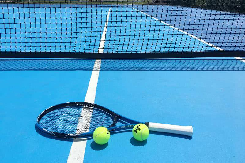 Tennis Court | Enjoy a game of tennis on our fantastic tennis court