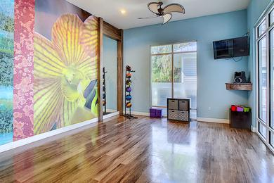 Yoga Studio | Our fitness center even features a yoga studio.