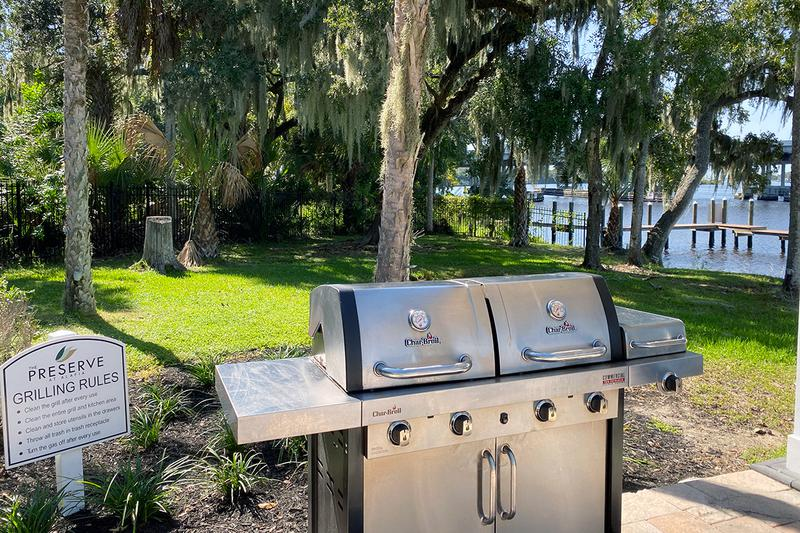 Grill & Picnic Areas | Have a picnic with friends and family in our picnic area.
