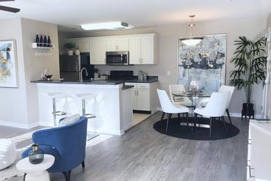 Open Layouts | You'll enjoy our spacious, open floor plan layouts.