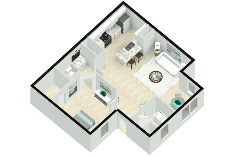 The enclave tallahassee apartments floor plans pricing - 1 bedroom apartments tallahassee ...
