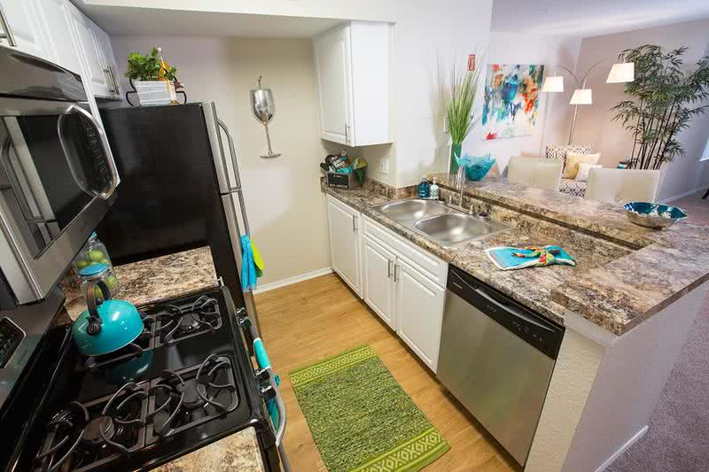 Kitchen | You'll love your new kitchen with breakfast bar and updated appliances.