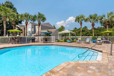 Resort-Style Pool | Take a dip in our resort-style swimming pool on those hot summer days.