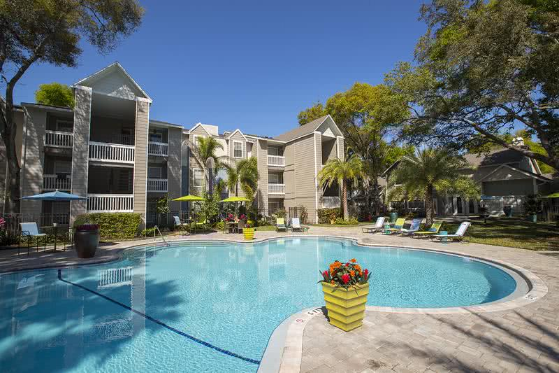 Resort-Style Pool | Take a dip in our resort-style swimming pool, or relax on the sundeck.