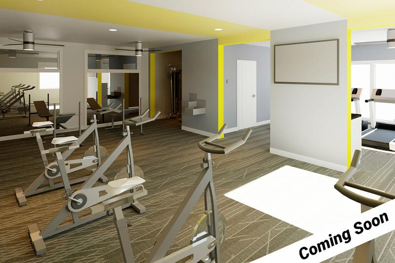 Fitness Center | Be on the lookout for our brand new resident fitness center. (Coming Soon)