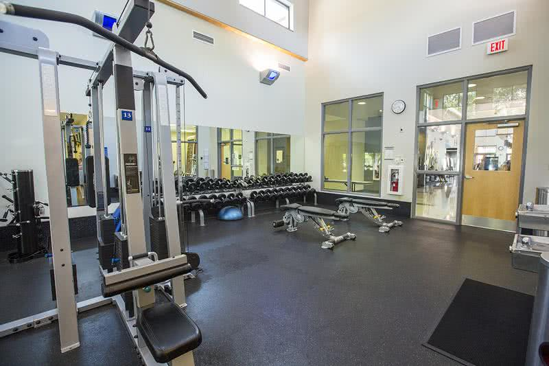 Magic Rec Center- Weight Room | The Orlando Magic Rec Center weight room. Gym memberships are available at $25/3 months.