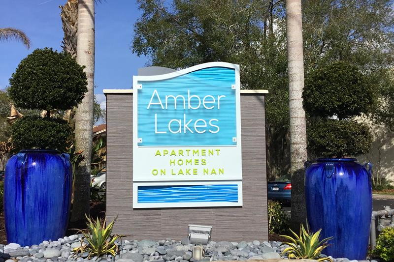 Welcome to Amber Lakes | Enjoy carefree lakeside living at Amber Lakes apartments in Winter Park!