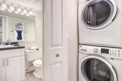 Washer & Dryer Included | Washer & dryer appliances are included in every apartment home.