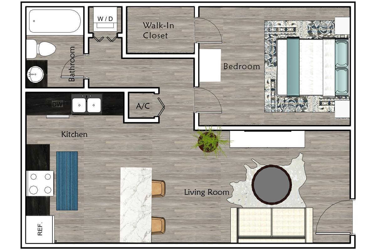 Apartment Floor Plans Pricing Elon Winter Park In Winter Park Fl