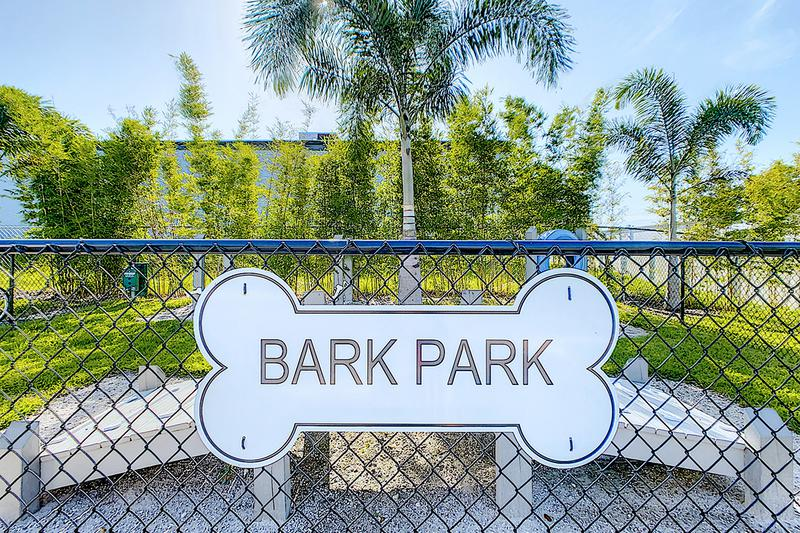 Off-Leash Dog Park | Take your dog to our off-leash bark park to let out some energy.