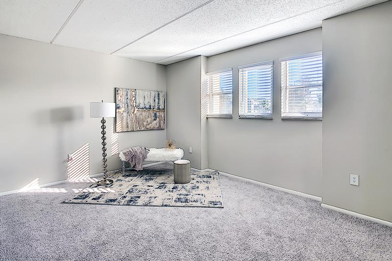 Master Bedroom | Master bedrooms featuring plush carpeting, ample windows, and walk-in closets with built-in organizers.