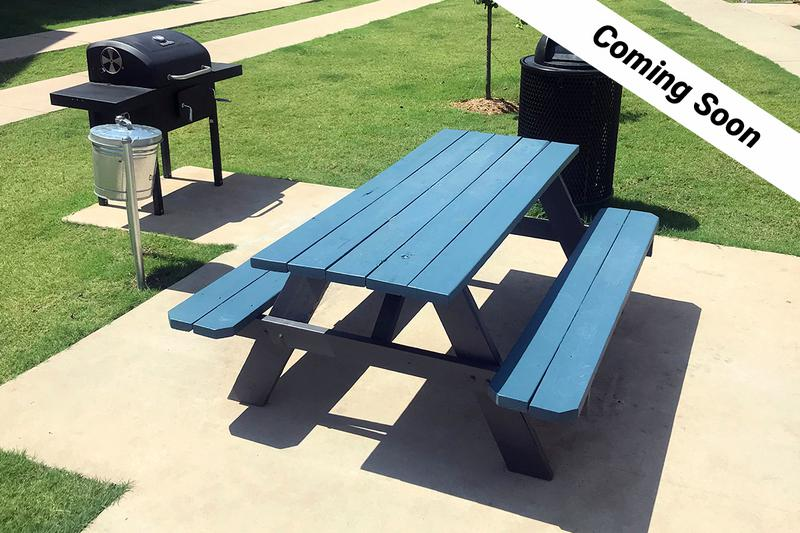 Picnic Areas | Have a picnic at one of our picnic/grilling areas featuring charcoal grills. (Coming Soon)