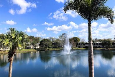 Beautiful Lake Views | Enjoy beautiful lake views from around the community.