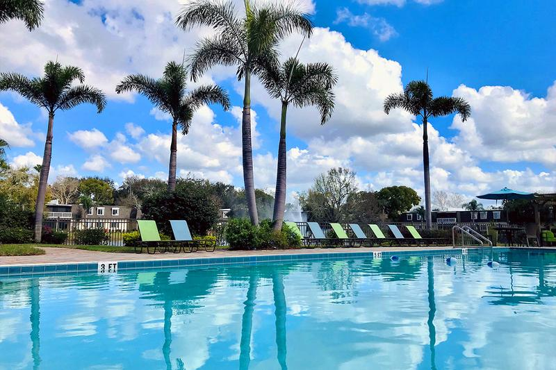 Resort-Style Pool | Escape the Florida sun and relax in our resort-style pool.