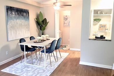 Dining Room | You'll love having a separate dining room located next to the kitchen.
