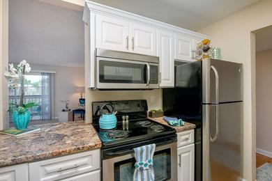Stainless Steel Appliances | Your newly renovated kitchen includes stainless steel appliances.
