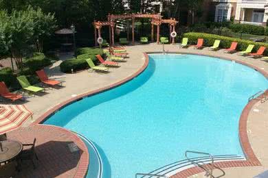 Swimming Pool | Take a dip in our resort-style pool.