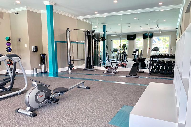 Fitness Center | No need for a gym membership when you have our resident fitness center!