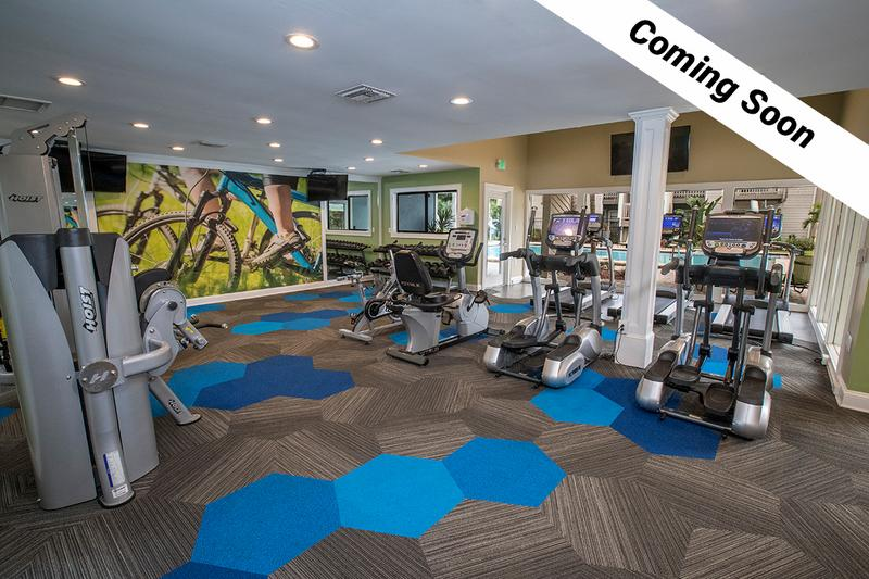 Fitness Center | Newly remodeled fitness center coming soon!