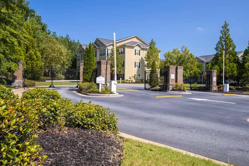Gated Community | West Eleven is a gated community in Altanta, GA.