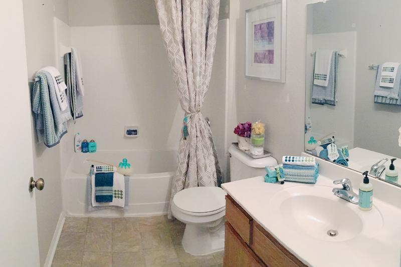 Classic Bathroom | Bathrooms featuring large mirrors.