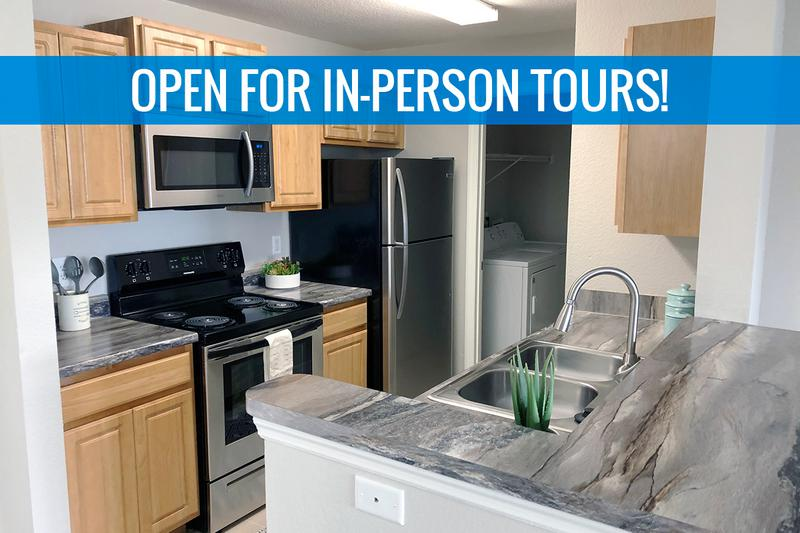 Lakeside Living | We are excited to offer in-person tours while following social distancing and we encourage all visitors to wear a face covering.