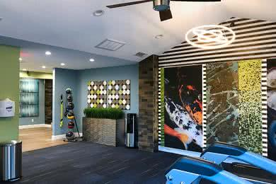 Fitness Center | Get in a great workout at our resident fitness center.