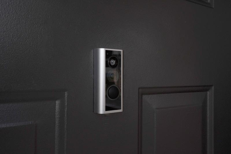 Ring Doorbell | Monitor who comes to your front door in real-time with the Ring video doorbell.