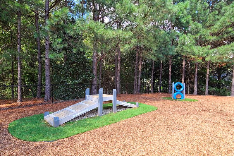 Off-Leash Dog Park | Bring your dog down to our brand new off-leash dog park.