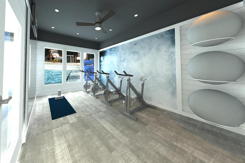 Spin Studio Coming Soon | Our spin studio includes all the cardio and Yoga training equipment you need! (Coming Soon)