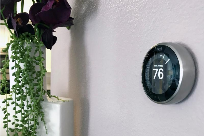 Nest Thermostats | WiFi Enabled Nest Thermostats are available. Call the leasing office for more information.