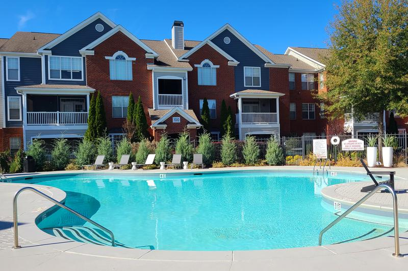 Pool with Sundeck | Relax, enjoy, and soak up the sun on our expansive sundeck.