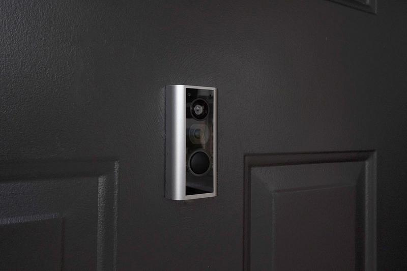 Ring Doorbell | Our energy efficient package includes a Ring doorbell, so you can feel safe.