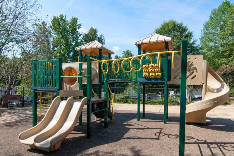 Playground | Take the kids down to the playground for some outdoor fun!