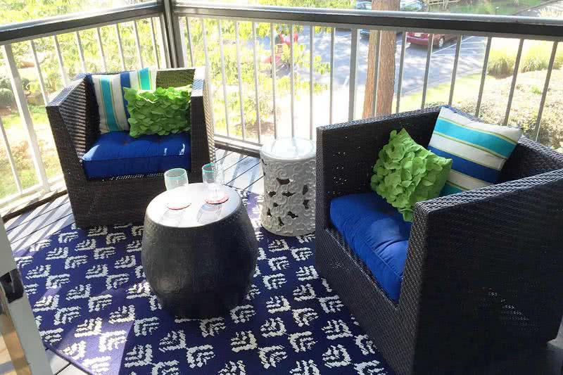 Patio/Balcony | Your new apartment home has a private patio or balcony.
