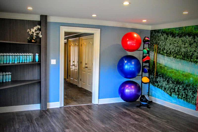 Yoga Studio | Attached to our fitness center is a yoga studio.