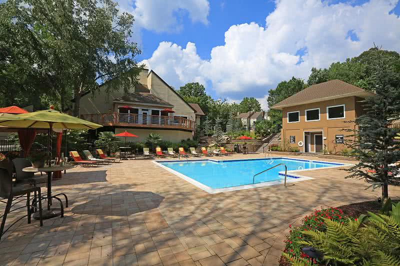Expansive Sundeck | Relax poolside on our expansive sundeck and enjoy the Georgia sun!