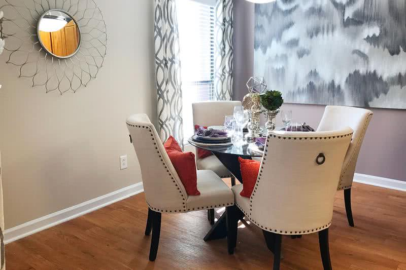 Dining Area | Enjoy the convenience of having a separate dining area that opens up to the kitchen.