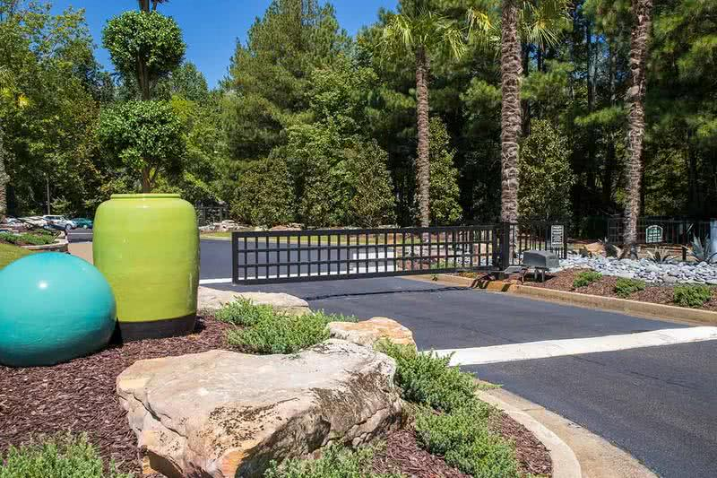 Gated Community | Avenue 33 is a gated community in Stockbridge, GA.