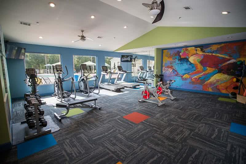24-Hour Fitness Center | Brand new, state-of-the-art fitness center is coming soon!