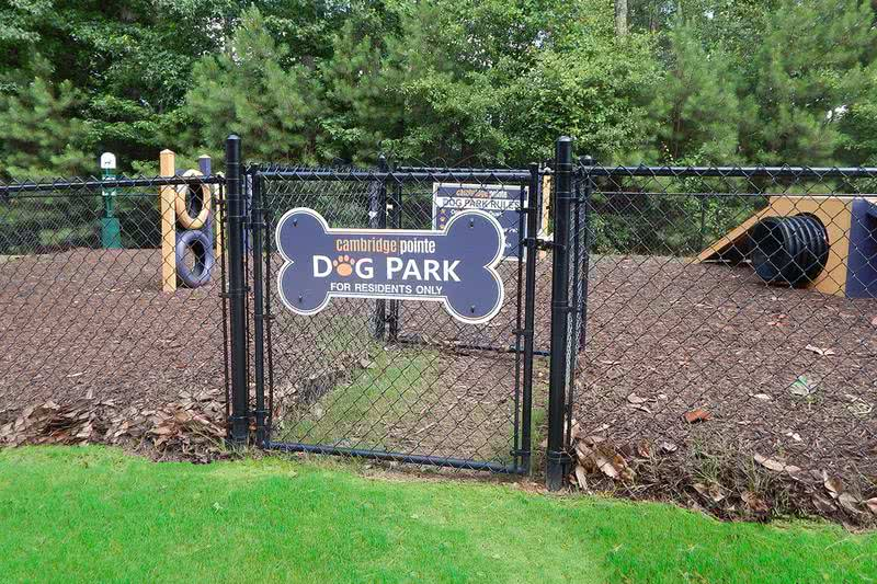 Off-Leash Dog Park | Retreat 138 wants to welcome you and your furry friends home! Bring your furry friend down to our brand new Dog Park for some exercise.