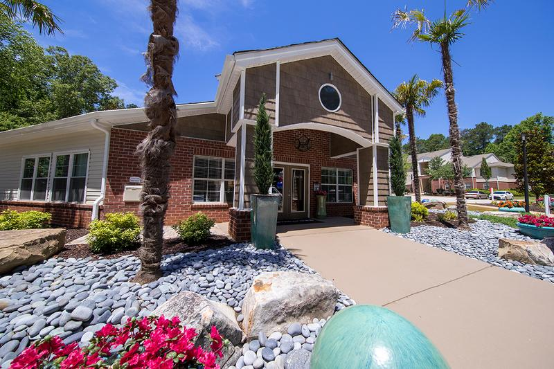 Clubhouse | Our resident clubhouse features a fitness center and business center.