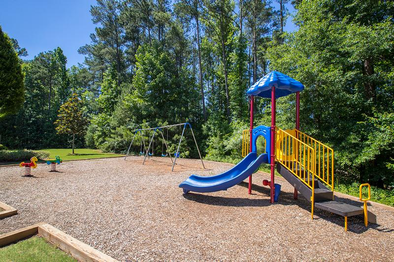 Playground | Take the kids to our on-site playground for some fun.