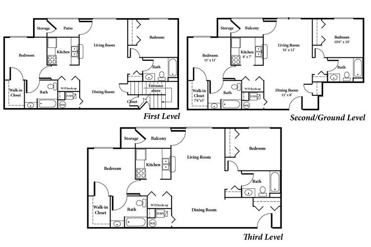 Anasazi Village Apartments further 1 Bedroom 1 Bathroom Apartment Floor Plans in addition Madison On Melrose Apartments Wm34eck furthermore 1 Bedroom 1 Bathroom Apartment Floor Plans together with Plot 24. on aspen properties at