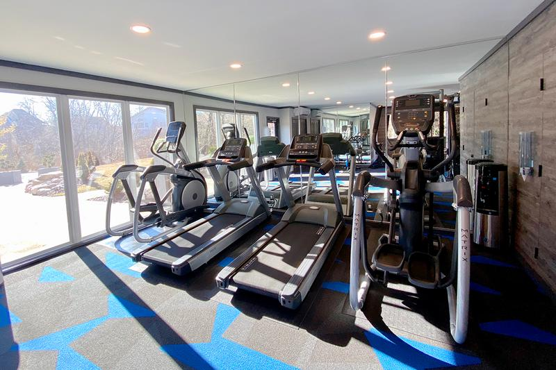 Cardio Equipment | Our fitness center all of cardio equipment you need.