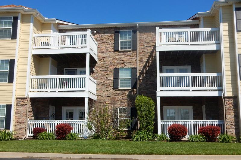 Private Patios/Balconies | All apartment homes feature a private patio or balcony.